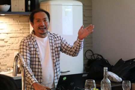 世界を股にかけて「ポケモンGO」に取り組むエンジニア・竹澤真さん。